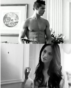 hot sexiest video Megan Fox - Cristiano Ronaldo