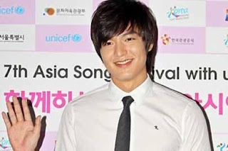 Starring Lee Minho 'City Hunter' Korean version!