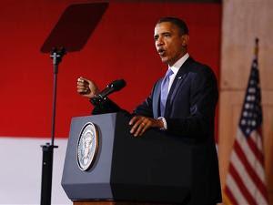 Obama Speech In Indonesia