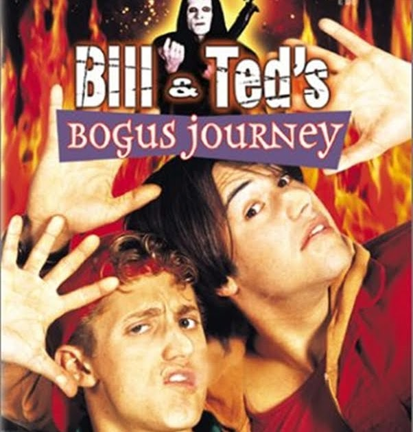 Bill and ted xxx