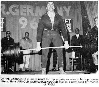 campeonato deadlifting arnold schwarzenegger campeao na alemanha
