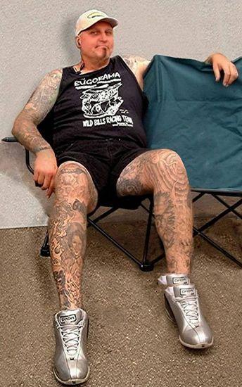 Beautiful Wild Bills Tattoos