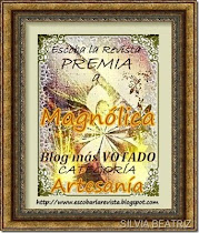 Premio recibido categoria artesanias