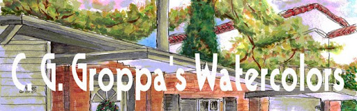 C.G. Groppa's Watercolors
