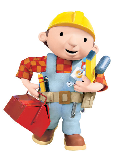 For those who don't know, Bob the Builder