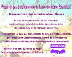 Debates en Jaén Ciudad Habitable
