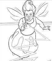 Fairy Godmother Coloring Pages Coloring Pages
