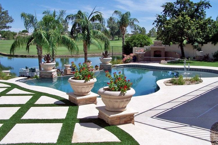 membuat kolam renang pribadi kontraktor kolam renang