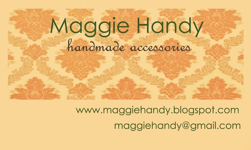 Maggie Handy (handmade accessories).