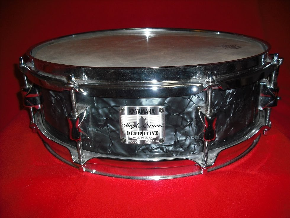 Yamaha Maple Custom Vintage Snare