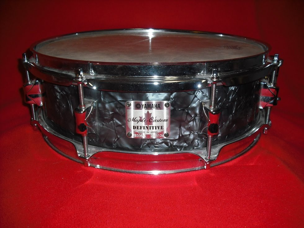 Yamaha Maple Custom Definitive