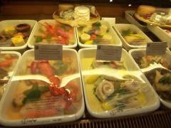 Listeria en comidas preparadas