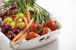 Microondas mantienen calidad de vegetales
