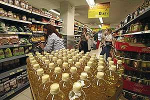 Sanidad recomienda no consumir aceite de girasol al detectar una contaminación