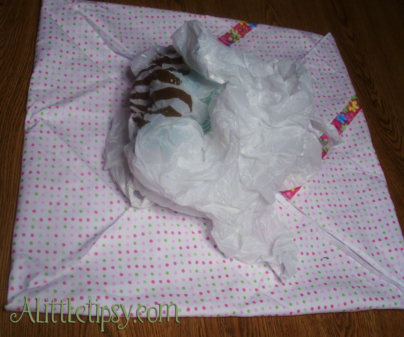 Ideas For Gift Wrapping Baby Shower Gifts