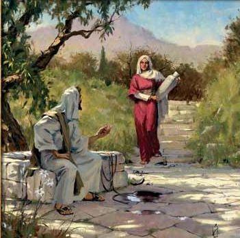 rencontre jesus nicodeme