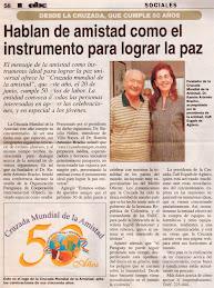 Publicaciones en Prensa