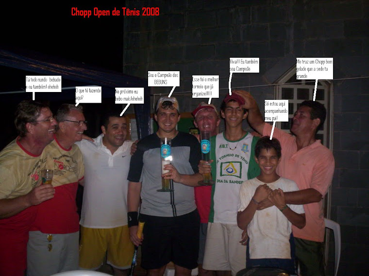 Chopp Open de Tênis 2008