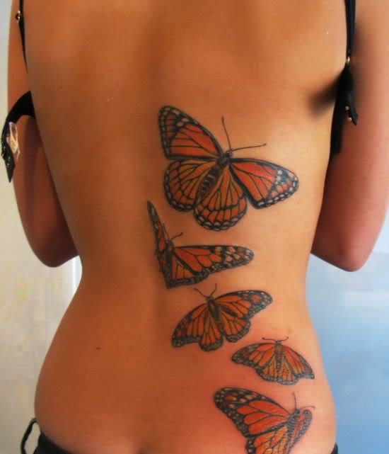 Getting the Right Butterfly Tattoos. Author: JC Schwartz