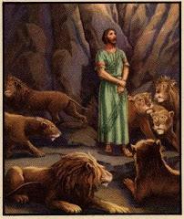 Fecha a boca dos leões