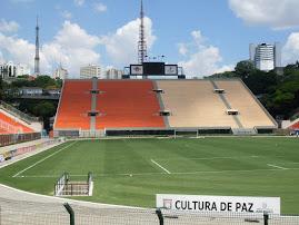Estádio do Pacaembu - Museu do Futebol - SP