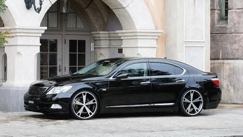 Caring And Reserving 2010 Lexus Ls 460