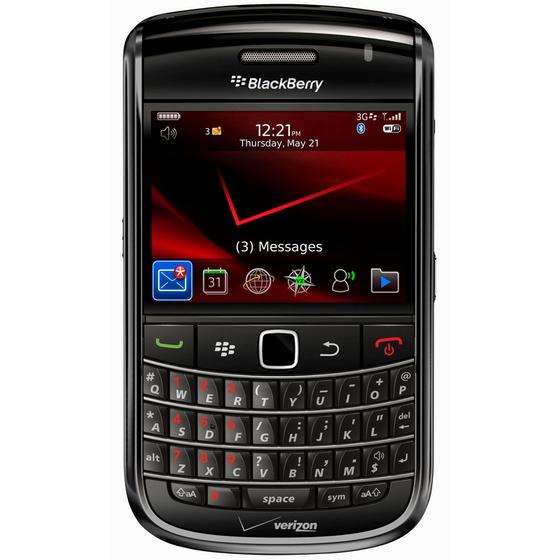 Blackberry Bold 9700 GUI PSD V2