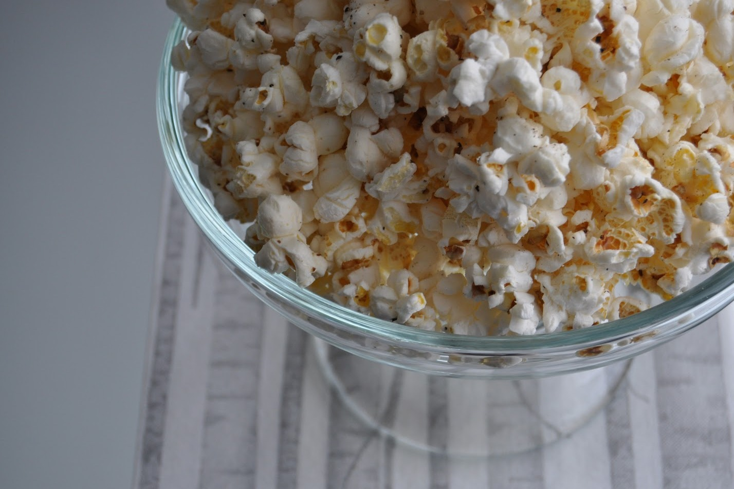 Truffled Popcorn Recipe — Dishmaps