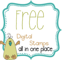A great new blog for freebies.
