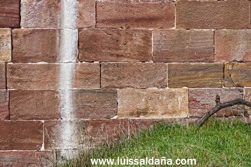 Fotografo luis salda a pared de piedra de silleria - Piedra de silleria ...