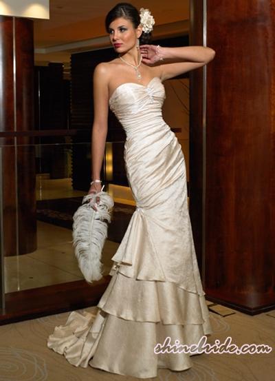 Site Blogspot  Bridal Dress on Wedding Accessories Ideas  White Mermaid Sweetheart Wedding Dress