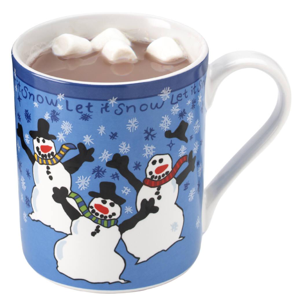 Hot Chocolate Buffet