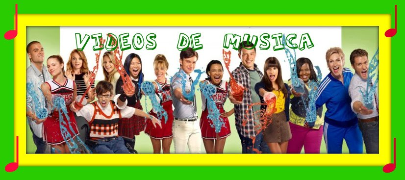 Glee Personajes