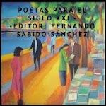 Participo en Poetas para el siglo XXI