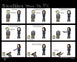 Mac vs PC Comics
