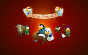 Christmas Tux 2007 by ~Klowner