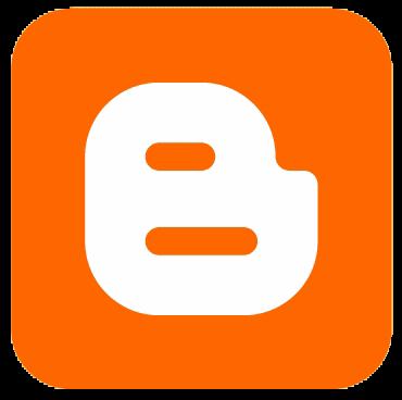 google blogger. google blogger logo.