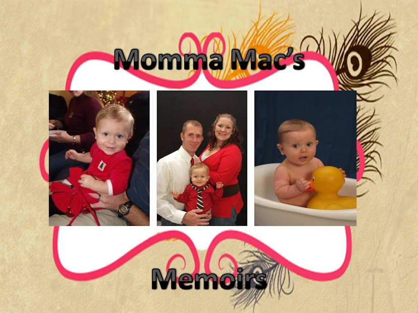 Momma Mac's Memoirs