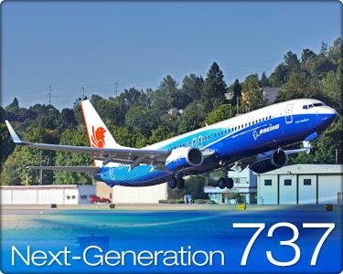 [Internacional] Boeing estuda sucessor do 737  737-900ER
