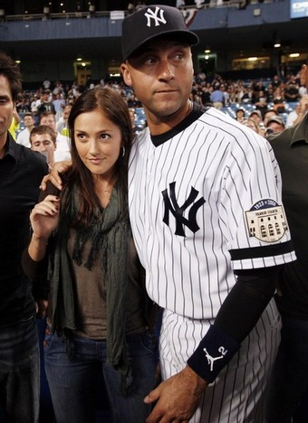 derek jeter hot