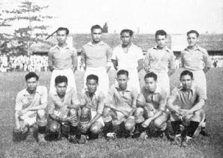 Pemain Sepak Bola Hindia Belanda