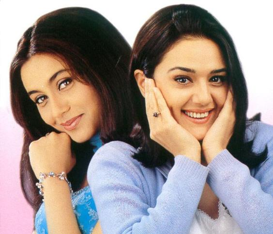 , Jahnvi (Preity Zinta) soon starts spending a lot of time with him