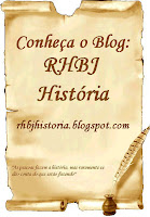 Imagem de divulgação do RHBJ História