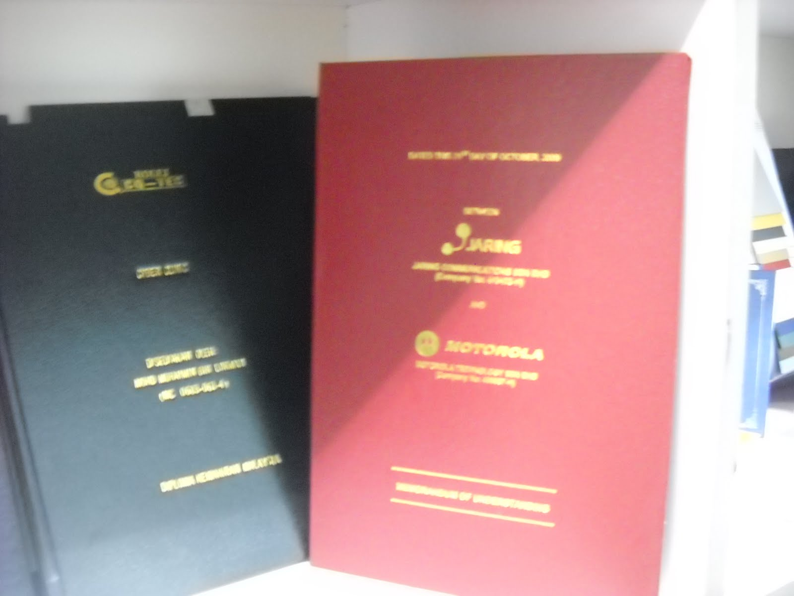 thesis hardcover binding