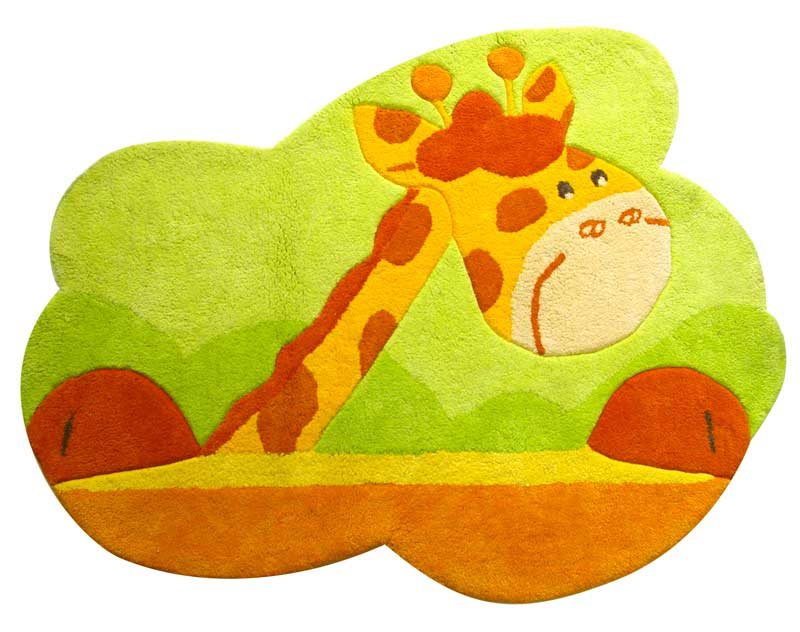 Tapis de la jungle - Tapis animaux de la jungle ...