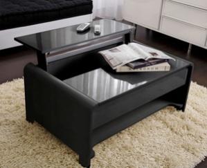 cuisine style table relevable. Black Bedroom Furniture Sets. Home Design Ideas