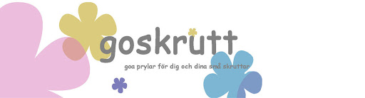 Goskrutts blogg