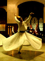 Dervish Mevlevi Rumi Dance