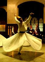 Dervish Mevlevi Rumi Dance