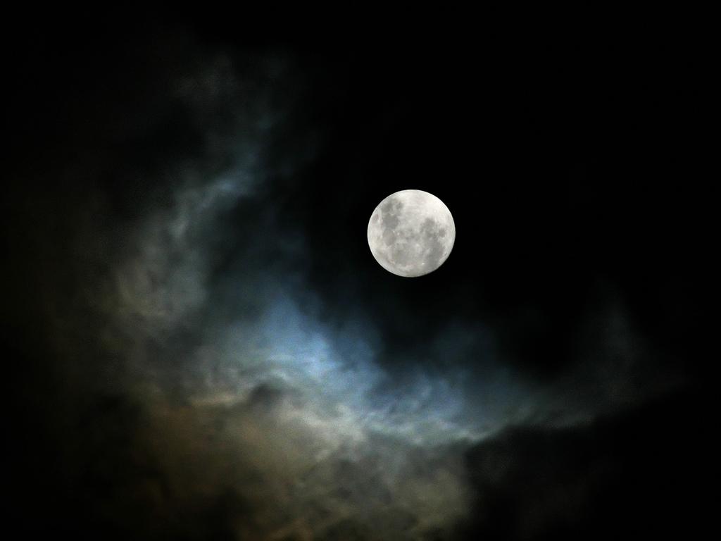Meditation On Full Moon Symbolism And Self Realization Technology